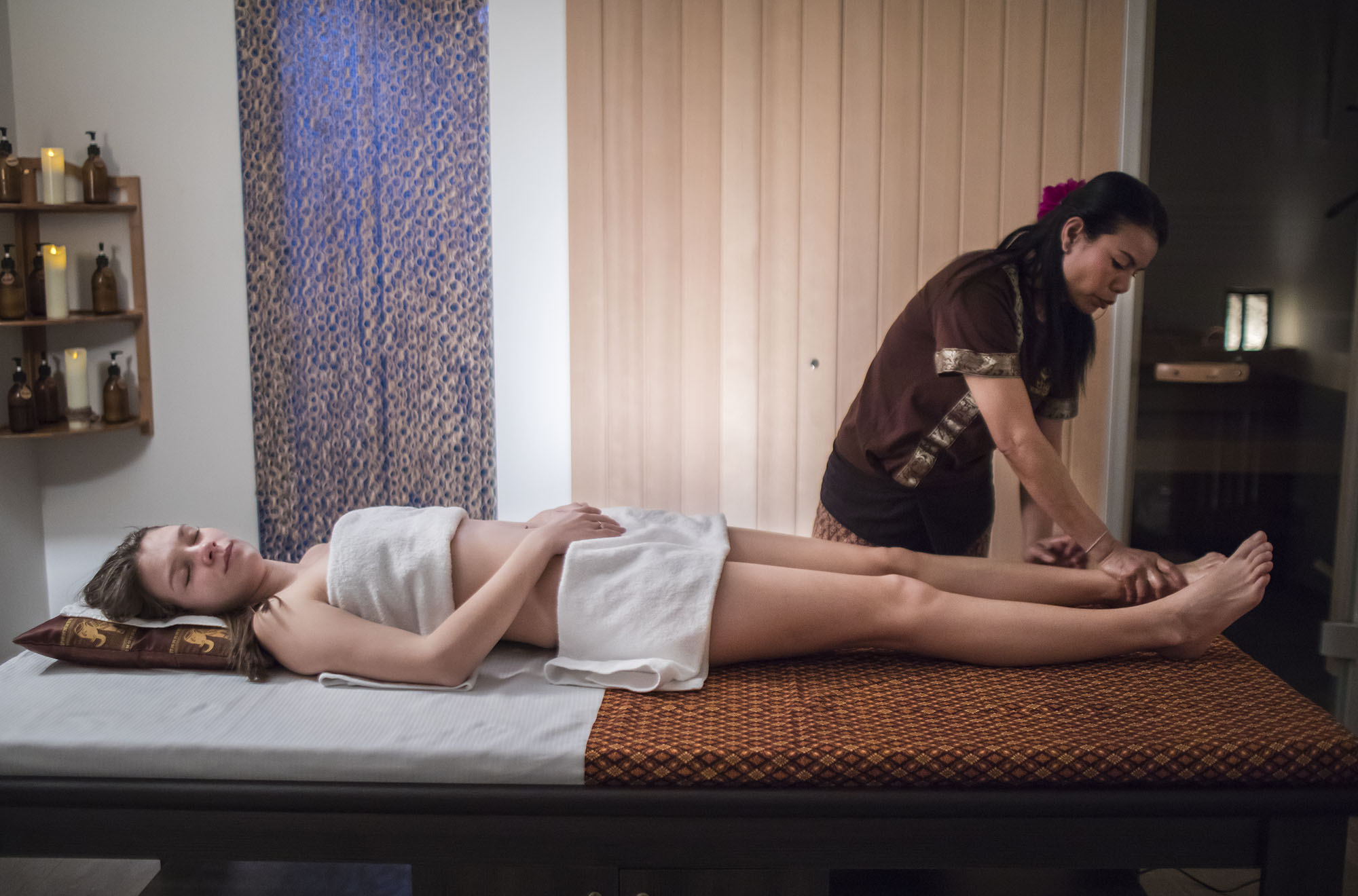 Nirvana Relaxing Massage