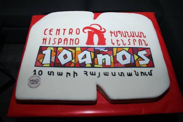 10 años del Centro Hispano
