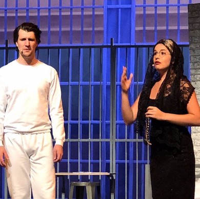 Locked Up the Musical 2018
