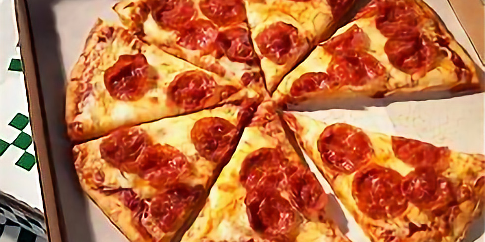 Pizza Meal Registration