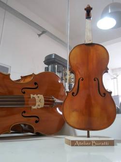 cello e violino Buratti