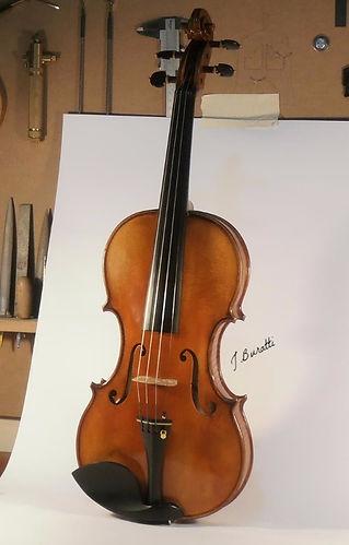 luthier violino