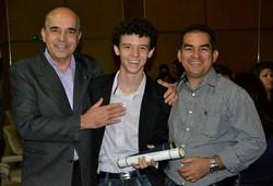 Vlamir Ramos e Izaias de Oliveira