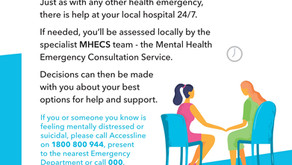 Mental Health Support in ED