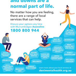 Mental health Just Part of Health