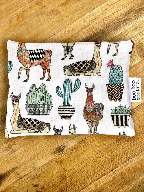 Llamas & Succulents
