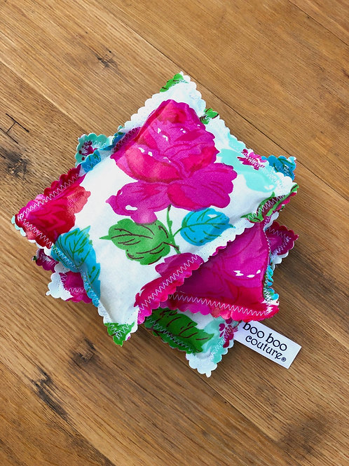 Floral Freezer Bags