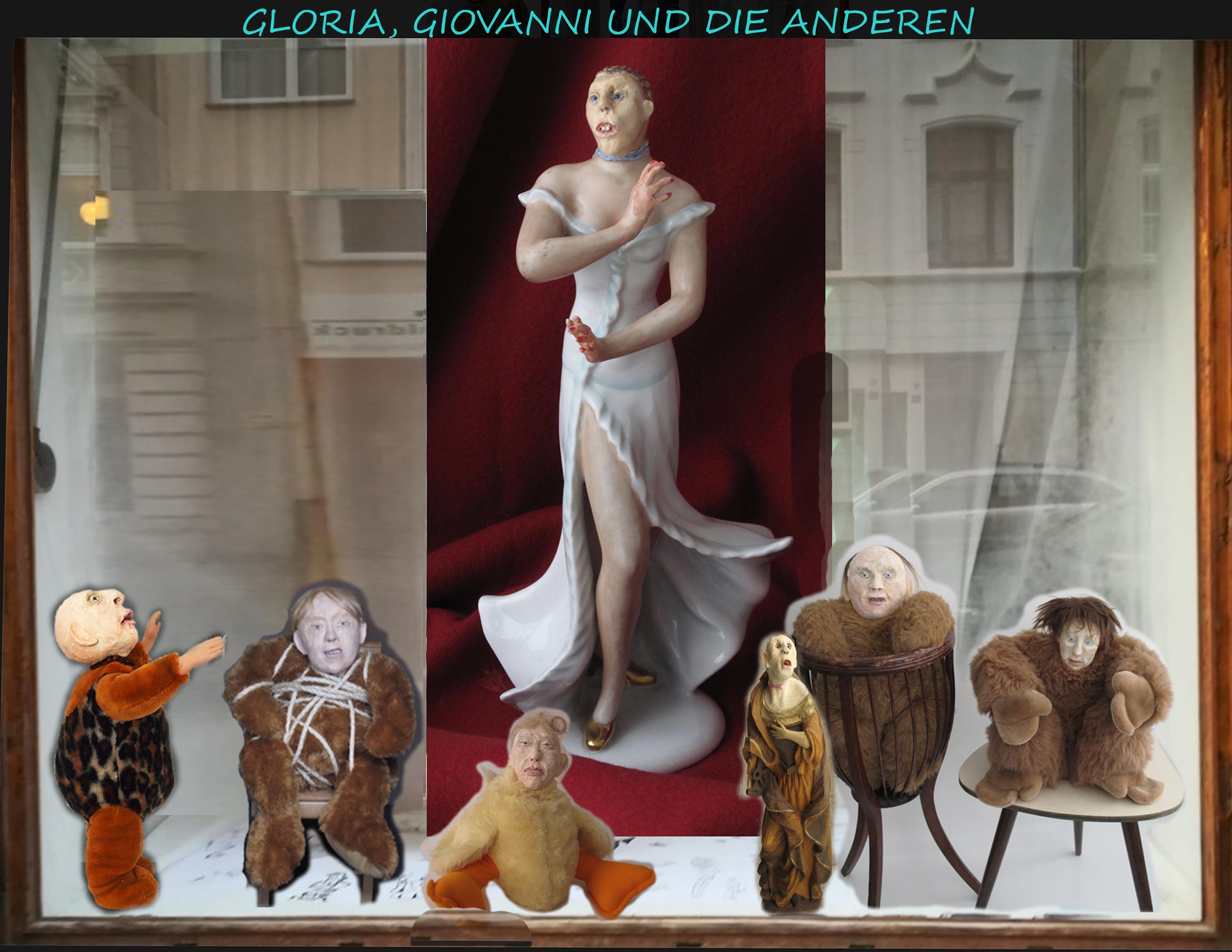 Gloria, Giovanni und die anderen