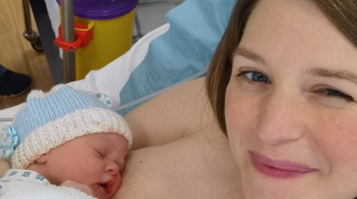 Positive Birth Story - Elective C-Section - Laura, Second Time Mum