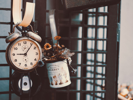 Not sure where your time is going? Use this tool to find more time in your day to day life