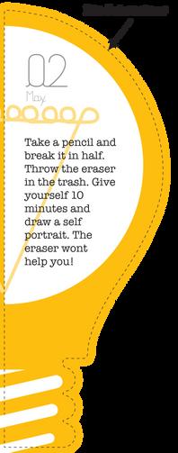 Idea Calendar single page