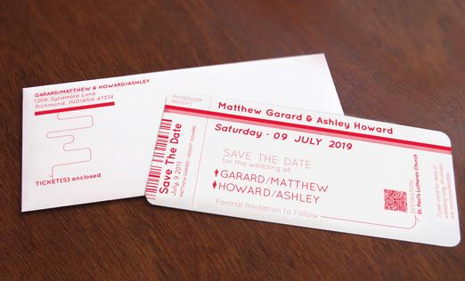 Garard Save the Date