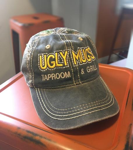 Text Logo on Hats