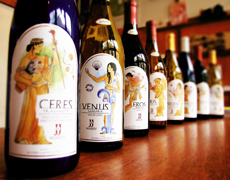 Wine Label Design / Illustration