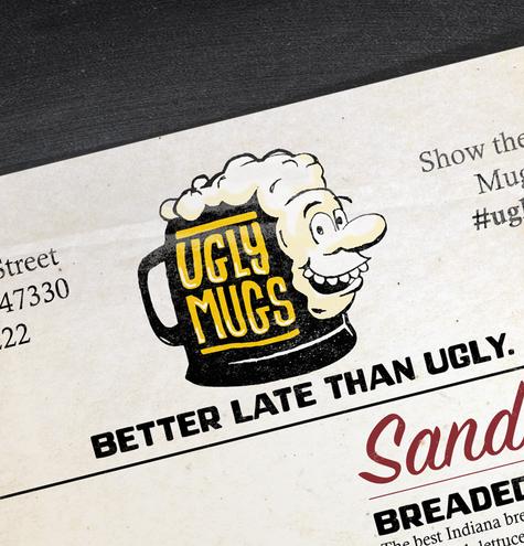 Ugly Mugs logo