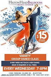Copy of Ballroom Dancing Poster - Made w