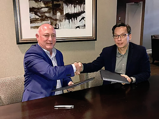 CORNERSTONE GROUP AND CROWN BAY GROUP SIGN STRATEGIC PARTNERSHIP FOR ASIAN MARKETS