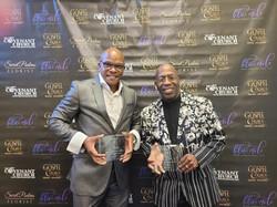 Doc Lewis & Dr. Archie Harrison Sr