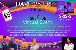 DARE 2B FREE Event