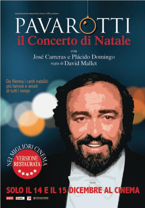 Pavarotti Il Concerto di Natale