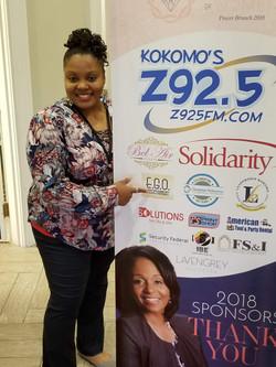 E.G.O. Sponsorship for USW Kokomo