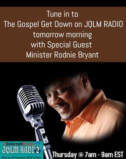 Rodnie Bryant Interview