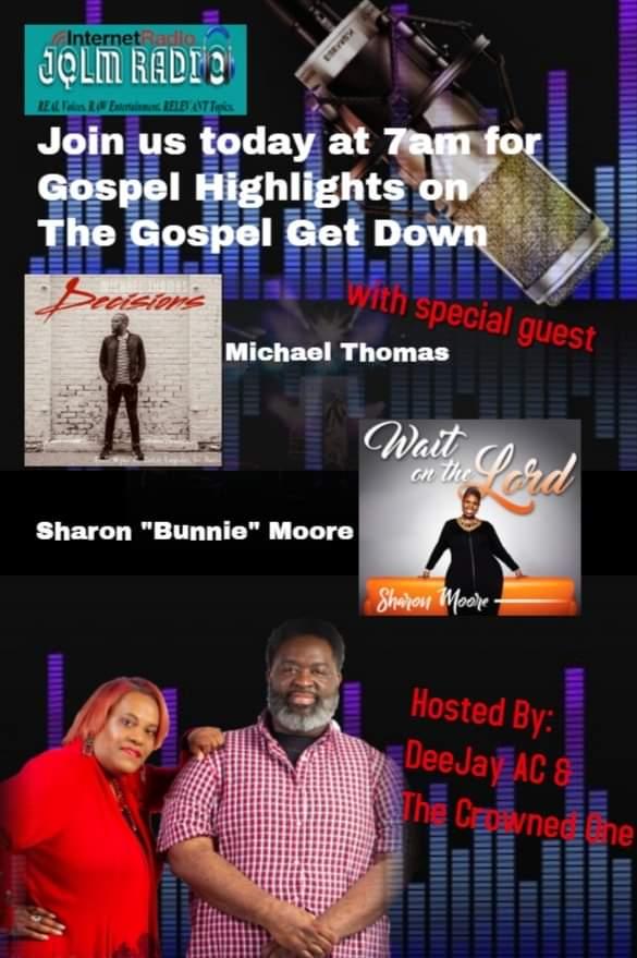 Michael Thomas & Sharon Bunnie Moore