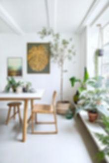 Plant room gold leaf.jpg