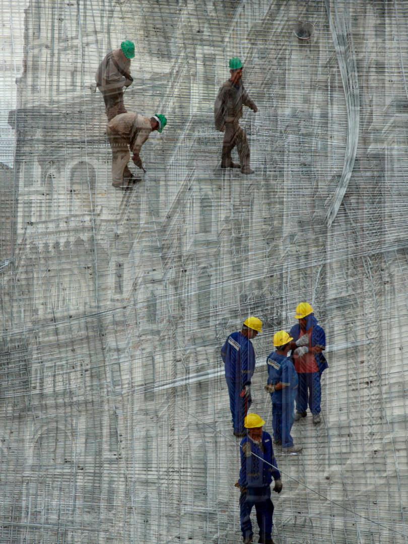 003 Duomo vs Building Museum _ Luiz Lima