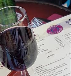 Menu restaurant o béret basque