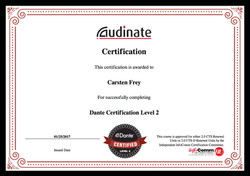 certification-Dante-Level-2-Part-B_-Skills-Test-ONLINE-VERSION-Carsten_EventMeister.de