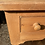 Thumbnail: Rustic Country Kitchen Pine Display Dresser With Marble Top Island Base