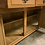 Thumbnail: Good Quality Solid Oak Two Height Display Dresser