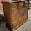 Thumbnail: Large Handsome Edwardian Solid Oak Chest Of Drawers