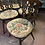 Thumbnail: Set Of 6 Vintage 1960's 375 Bow Top Windsor Dining Chairs With Pads
