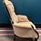 Thumbnail: Beautiful Victorian Spoon Back Armchair In Sugar Pink Velvet Upholstery
