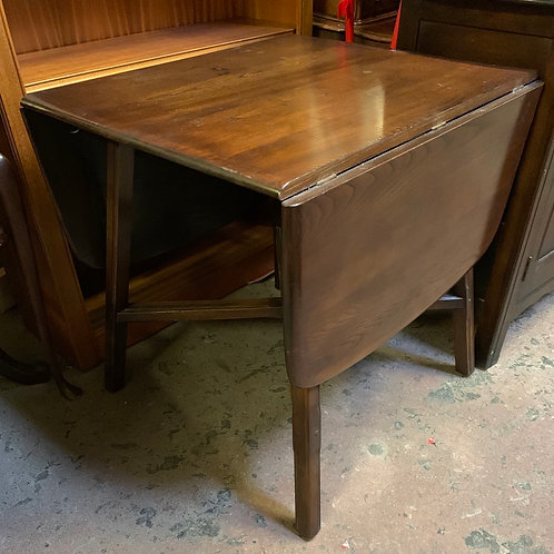 Vintage 1960's Ercol Drop Leaf Dining Table 387