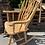 Thumbnail: Traditional Farmhouse Style Rocking Chair