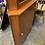 Thumbnail:  Vintage Teak & Veneer Display Corner Cabinet With Cupboard