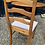 Thumbnail: Traditional Circular Pine Kitchen Table & 4 Matching Dining Chairs
