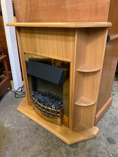 Dimplex Bexington Optiflame BXT20LE Freestanding Electric Fireplace