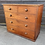 Thumbnail: Good Size Victorian Mahogany Chest Of Drawers