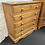 Thumbnail: Good Size Traditional Waxed Pine Chest Of Drawers