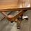 Thumbnail: Regency Mahogany Games Table / Tea Table With Fold Over Revolving Top