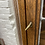 Thumbnail: Traditional Oak Floor Standing Glass Fronted Corner Cabinet With Cupboard