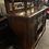 Thumbnail: Good Quality Large Maple & Co Edwardian Walnut Chiffonier Sideboard