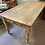 Thumbnail: Large Rustic Pine Farmhouse Style Kitchen Dining Table