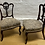Thumbnail: Elegant Pair Of Victorian Nursing Chairs / Occasional Side Chairs