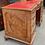 Thumbnail: Georgian Style Mahogany Twin Pedestal Writing Desk