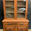 Thumbnail: Early 20th Mahogany Two Height Bookcase Display Cabinet